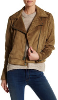 Lucky Brand Faux Suede Jacket