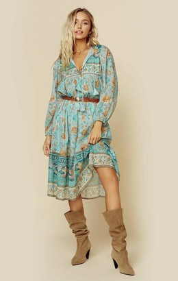 Spell & The Gypsy Collective SEASHELL BOHO DRESS | Sale