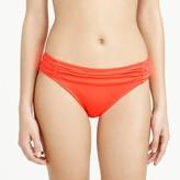J.Crew Neon glamour girl hipster bikini bottom