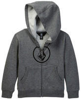 Volcom Stone Zip Hoodie (Toddler & Little Boys)