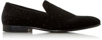 Dune London Stargazes Flecked Round Toe Loafers