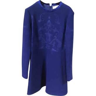 Stella McCartney Stella Mc Cartney Blue Wool Dress for Women