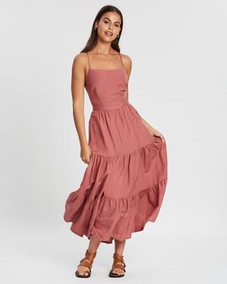 Tigerlily Kara Midi Dress