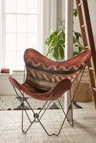 Urban Outfitters Bobo Kilim Butterfly Chair Cover