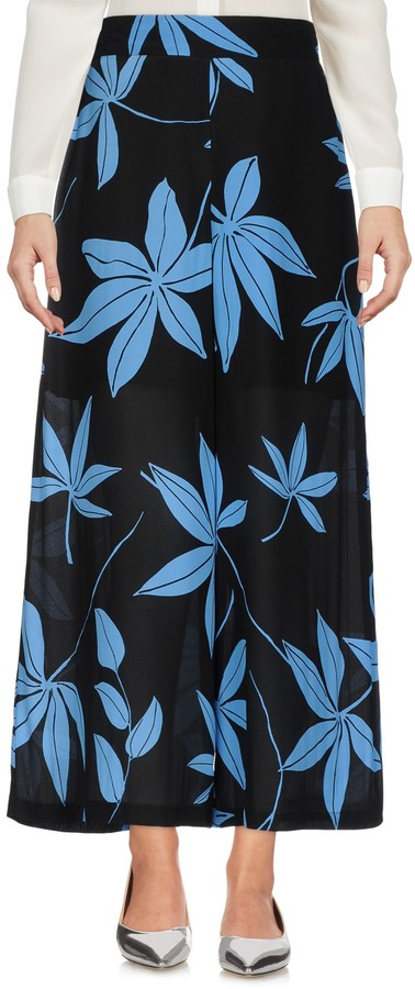 3-4-length shorts