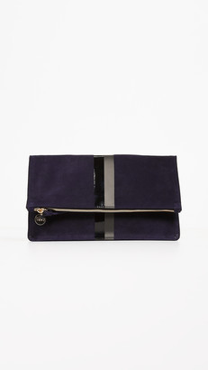 Clare Vivier Margot Fold Over Clutch