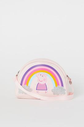 H&M Printed shoulder bag