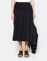 Marni Skirt in Blue/Black