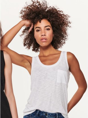M&Co Pocket vest top
