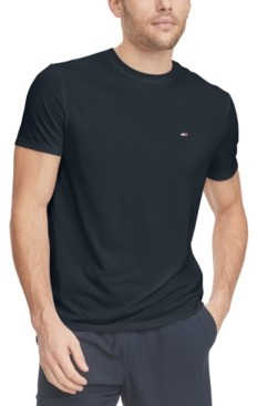 Tommy Hilfiger Men's Performance Sport Solid T-Shirt
