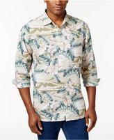 Tommy Bahama Men's Canoa Camo Long-Sleeve Shirt
