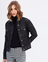 All About Eve Peggie Denim Jacket