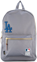 Herschel LA dodgers embroidery backpack - unisex - Polyester - One Size