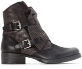 Mjus Norton Leather Ankle Boots