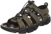 Keen Men's DAYTONA Sandals, Black Olive/Black Olive