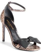 Saint Laurent 'Jane' Ankle Strap Sandal (Women)