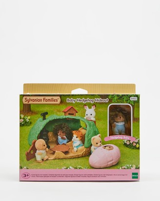 Sylvanian Families White Plush dolls - Baby Hedgehog Hideout - Kids - Size One Size at The Iconic