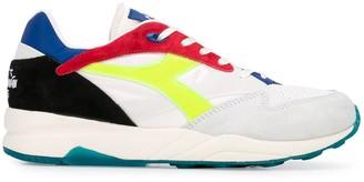 Diadora Colour Blocked Low Top Sneakers