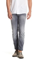 HUGO BOSS 708 Slim Fit Faded Wash Jeans