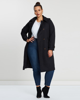 Atmos & Here Lucy Trench Coat