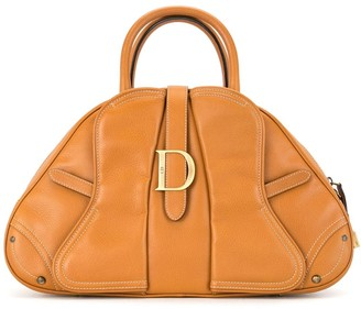 Christian Dior pre-owned Saddle tote