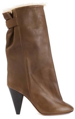 Isabel Marant Lakfee heeled boots