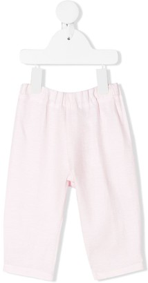 Il Gufo Pull-On Straight-Leg Trousers