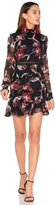 Nicholas French Floral Dress