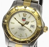 Tag Heuer Diving Watch WK1320 Stainless Steel / Gold Plated 30mm Womens Watch