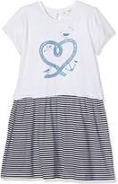 Yumi Girl's Nautical Rope Dress