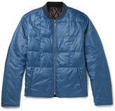 Maison Margiela Reversible Quilted Shell Down Jacket - Blue