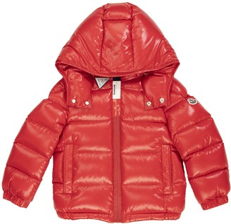 Moncler Dumon Red Down Jacket
