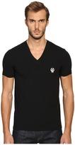 Dolce & Gabbana Sport Crest V-Neck T-Shirt Men's T Shirt