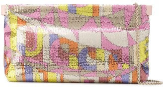 Emilio Pucci Sirens Song clutch