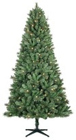 Philips 7.5ft Pre-Lit LED Artificial Christmas Tree Illuminate Fir - Multicolored Lights