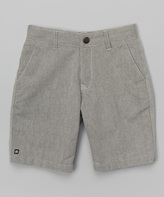 Micros Silver Casino Air Shorts - Boys