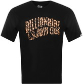 Billionaire Boys Club Leopard Arch T Shirt Black