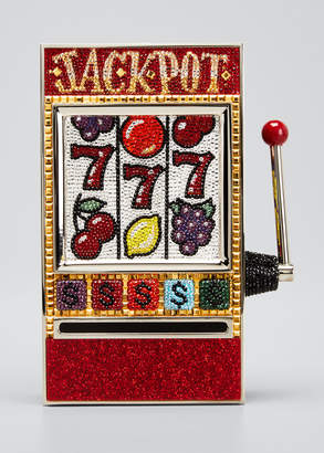 Judith Leiber Couture Jackpot Slot Machine Clutch