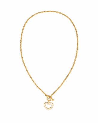 Tommy Hilfiger Women Stainless Steel Pendant Necklace 2780157