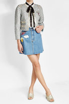 Marc Jacobs Jacket with Embellishment and Embroidery
