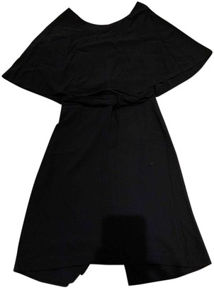 Fendi Black Silk Dresses