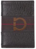 Salvatore Ferragamo textured logo wallet