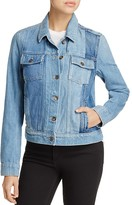 Paige Pieced Rowan Denim Jacket