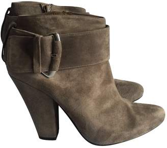 Pura Lopez Other Suede Ankle boots
