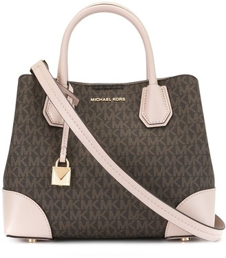 MICHAEL Michael Kors small Mercer Gallery satchel bag