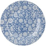Queens Penzance 26 cm Earthenware All Over Dinner Plate