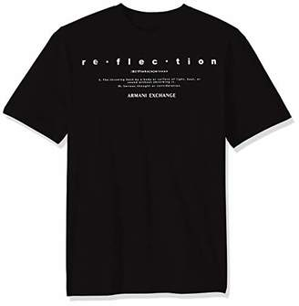 Armani Exchange A|X Men's Reflection Definition T-Shirt