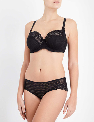 Panache Envy stretch-lace underwired balconette bra