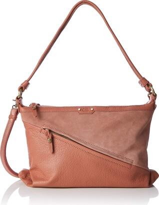 Mila Louise Polina Cuir Womens Cross-Body Bag
