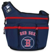 Diaper Dude MLBTM Red Sox Messenger Diaper Bag